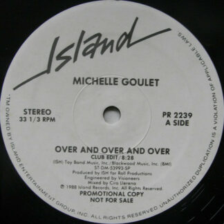 Michelle Goulet - Over And Over And Over (12