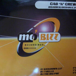 Cab 'N' Crew* - Disarm Slidebars E.P. (12