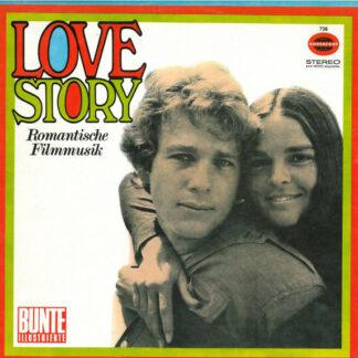 Hollywood Sound Stage Orchestra* - Love Story (Romantische Filmmusik) (LP)