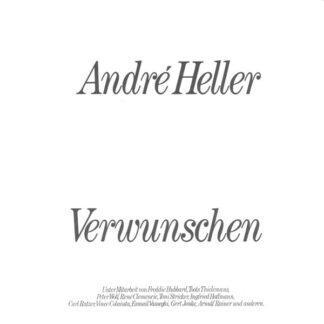 André Heller - Verwunschen (LP, Album)