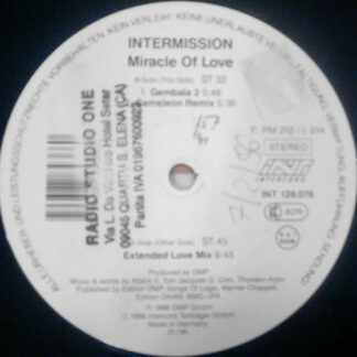 Intermission - Miracle Of Love (12