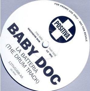 Baby Doc - La Batteria (The Drum Track) (12