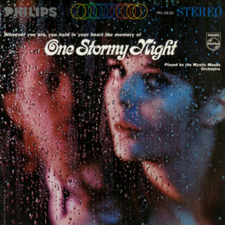The Mystic Moods Orchestra - One Stormy Night (LP, Album)