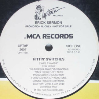 Erick Sermon - Hittin' Switches (12