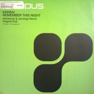 Kansai - Remember This Night (12