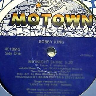 Bobby King - Midnight Shine (12
