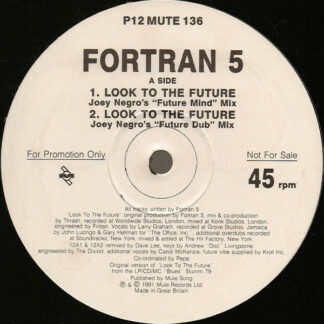 Fortran 5 - Look To The Future (12