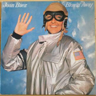 Joan Baez - Blowin' Away (LP, Album)