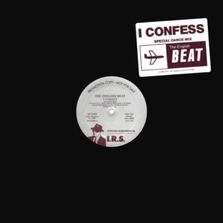 The English Beat* - I Confess (Special Dance Mix) (12