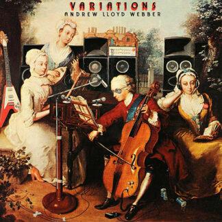 Andrew Lloyd Webber - Variations (LP, Album)