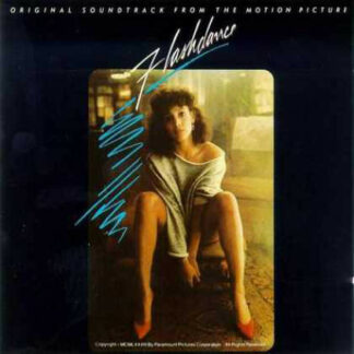 Various - Flashdance (Original Soundtrack From The Motion Picture) (LP, Album, Club)