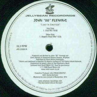 John '00' Fleming - Lost In Emotion (12