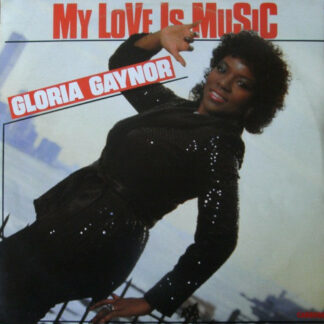 Gloria Gaynor - My Love Is Music (12
