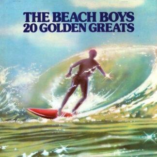 The Beach Boys - 20 Golden Greats (LP, Comp)
