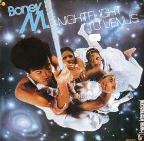 Boney M. - Nightflight To Venus (LP, Album, Club, Sec)