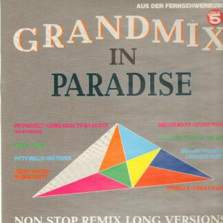 Various - Grandmix In Paradise (LP, Comp, Mixed)