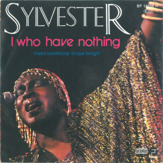 Sylvester - I Who Have Nothing (7