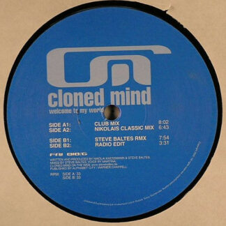 Cloned Mind - Welcome To My World (12