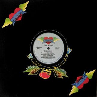 Olu Rowe - One Nation (12