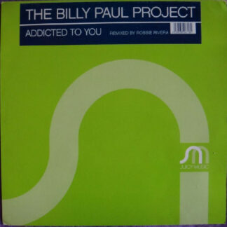 The Billy Paul Project - Addicted To You (12