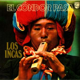 Los Incas - El Cóndor Pasa (LP, Album)