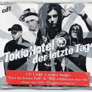 Tokio Hotel - Der Letzte Tag (CD, Single, Enh, CD1)