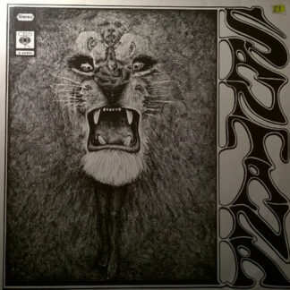 Santana - Santana (LP, Album, RP)