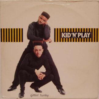 Kid 'N' Play - Gittin' Funky (12