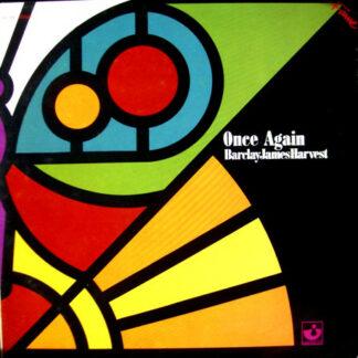 Barclay James Harvest - Once Again (LP, Album, RE)