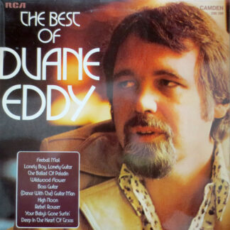 Duane Eddy - The Best Of Duane Eddy (LP, Comp)