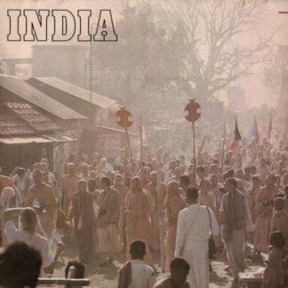Acyutananda Swami - India (LP, Ger)