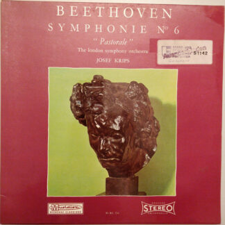 Beethoven* - The London Symphony Orchestra, Josef Krips - Symphonie No 6