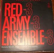 Red Army Ensemble* - Red Army Ensemble Vol. 3 (LP)