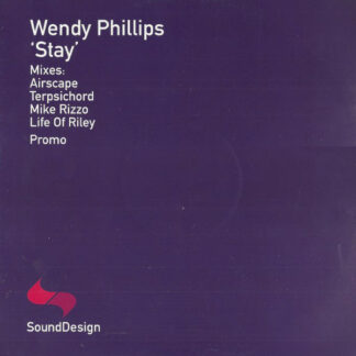 Wendy Phillips - Stay (12