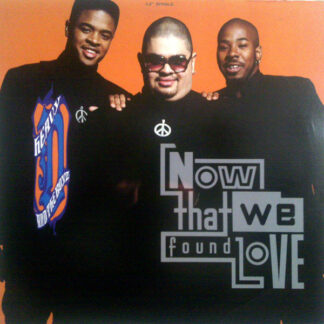 Heavy D. & The Boyz - Now That We Found Love (12