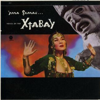 Yma Sumac - Voice Of The Xtabay (LP, Album, Comp, Mono, RE)