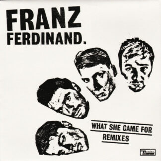 Franz Ferdinand - What She Came For (Remixes) (12