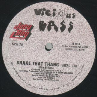 Vicious Bass - Shake That Thang (12