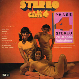 Various - Stereo À La Carte 4 (LP, Comp)