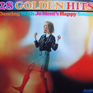 Jo Ment's Happy Sound - 28 Golden Hits (Dancing With Jo Ment's Happy Sound) (LP, Album, Club)