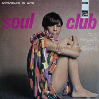 Memphis Black - Soul Club (LP, Album)