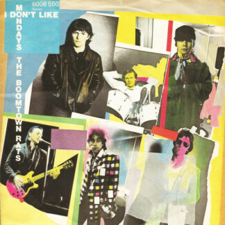 The Boomtown Rats - I Don't Like Mondays (7