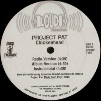 Three-6-Mafia* Presents Project Pat - Chickenhead (12