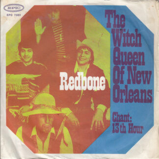 Redbone - The Witch Queen Of New Orleans (7