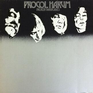 Procol Harum - Broken Barricades (LP, Album, RE)
