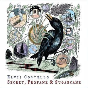Elvis Costello - Secret, Profane & Sugarcane (2xLP, Album, Gat)
