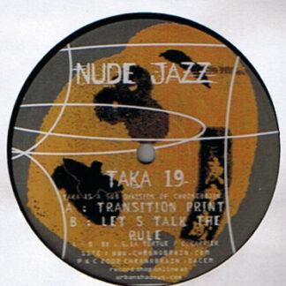 G. La Tortue & C. Carrier - Nude Jazz (12