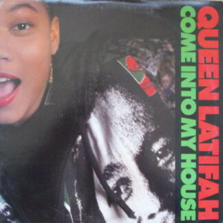 Queen Latifah - Come Into My House (12