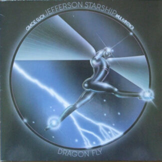 Jefferson Starship - Dragon Fly (LP, Album, RE)