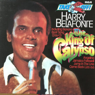Harry Belafonte - The King Of Calypso (LP, Comp)
